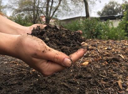 soil-landing