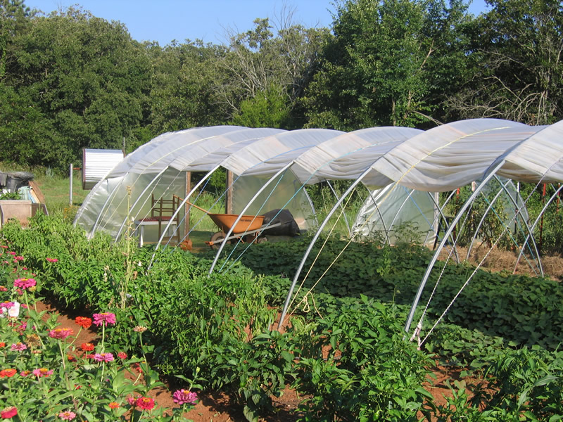 Hoop House How-To - Kerr Center