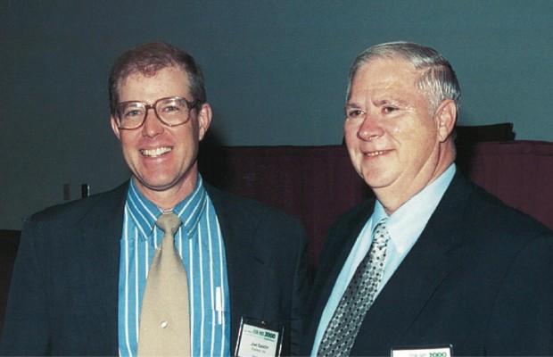 Joel Salatin and Jim Horne