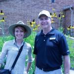 Anne Stine and David Redhage