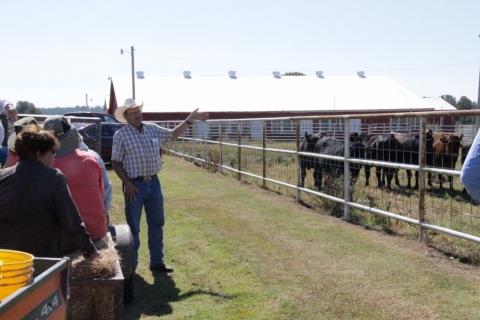 Register by May 27: Kerr Center Livestock Workshop