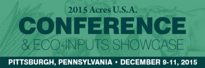 Acres USA Conference @ Wyndham Grand Pittsburgh | Pittsburgh | Pennsylvania | United States
