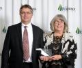 Kerr Center Pollinator Outreach Wins Keep OK Beautiful Award