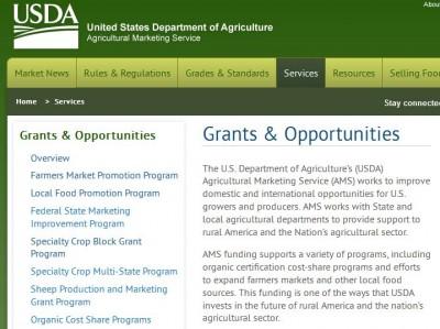 Deadline: Farmers Market Promotion Program (FMPP) Grant Applications