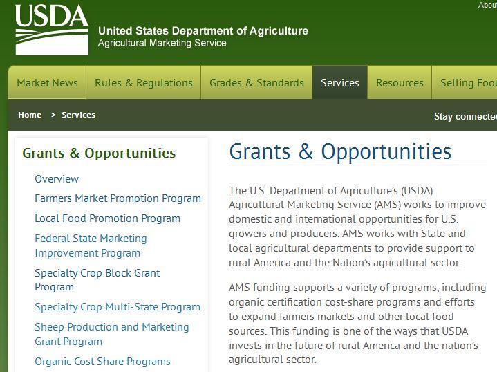Webinar Usda Ams Farmers Market And Local Food Promotion Program