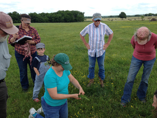 Soil Science With Gregory Scott @ northeastern Oklahoma (various locations)