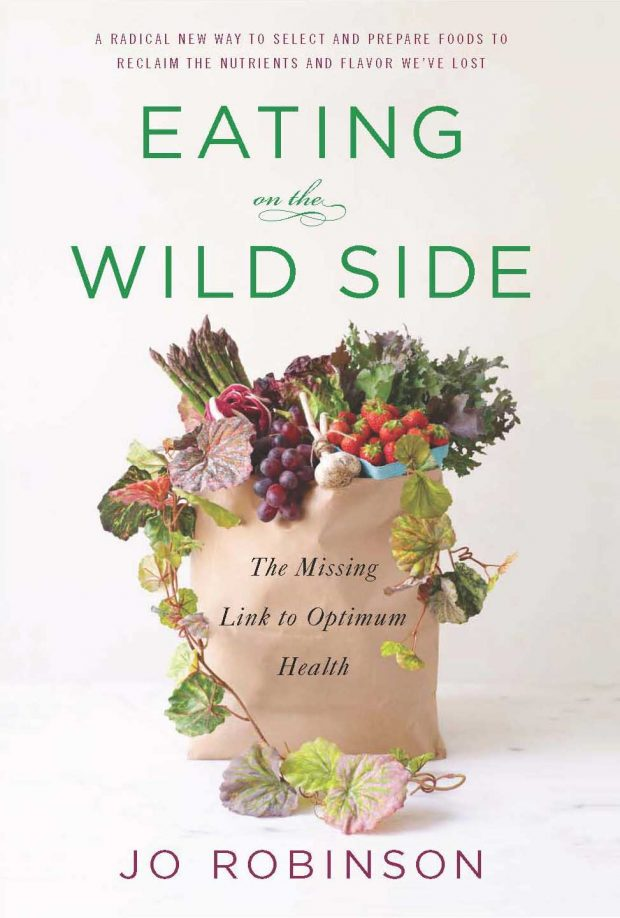 President's Note: Eating on the Wild Side