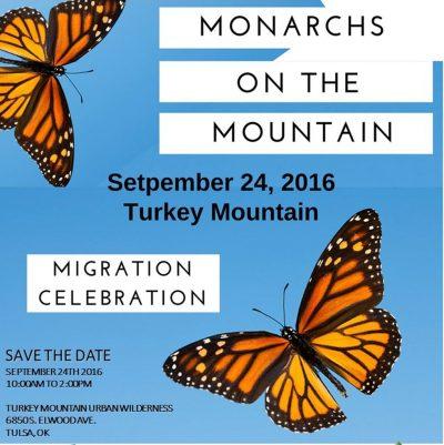 Monarchs on the Mountain @ Turkey Mountain Urban Wilderness Area | Tulsa | Oklahoma | United States