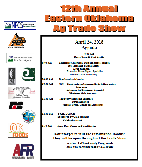 Eastern Oklahoma Ag Trade Show