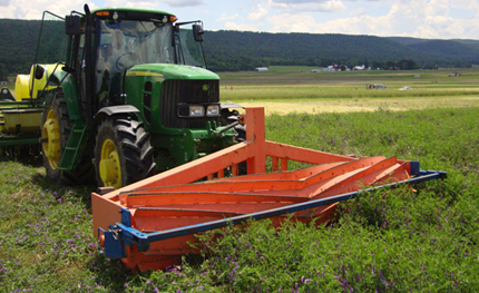 New Study: Best Time to Crimp-Kill Cover Crops Is…