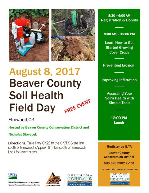 Beaver County Soil Health Field Day