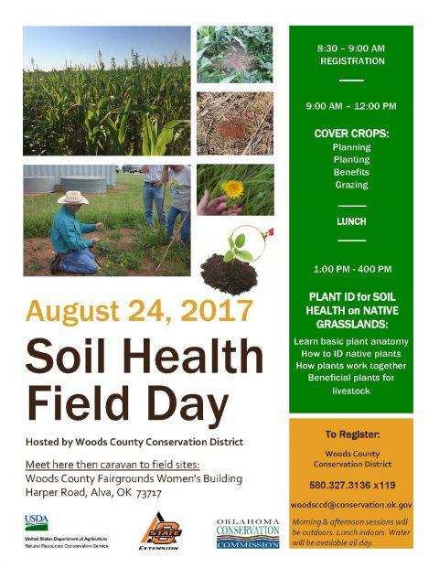 Woods County Soil Health Field Day