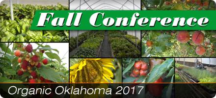 Organic Oklahoma: Fall Organic Farming Workshop