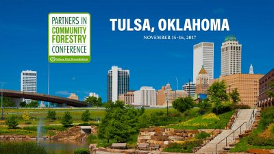Conference: Partners in Community Forestry @ Tulsa | Tulsa | Oklahoma | United States