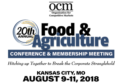 OCM Food & Agriculture Conference