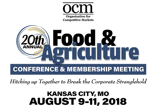 OCM Food & Agriculture Conference