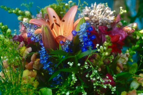 Workshop: Bouquets from the Garden