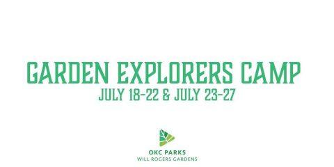 Garden Explorers Camp
