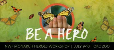 Training: Monarch Hero Curriculum @ Oklahoma City (Oklahoma City Zoo)
