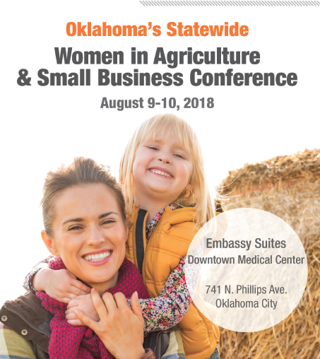 Conference: Women in Agriculture & Small Business