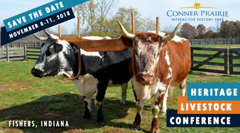 Conference: Heritage Livestock