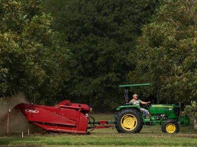Field Day: Pecan Harvest @ Burneyville (Noble Research Institute, Red River Farm)