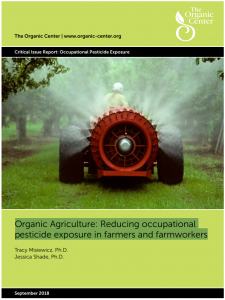 Report: Reducing Pesticide Exposure