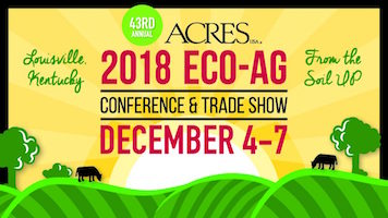 Acres U.S.A. Eco-Ag Conference & Trade Show