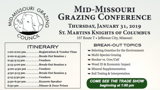 Mid-Missouri Grazing Conference