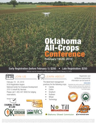 Oklahoma All-Crops Conference