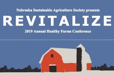 Conference: Nebraska Sustainable Agriculture Society @ Grand Island, NE