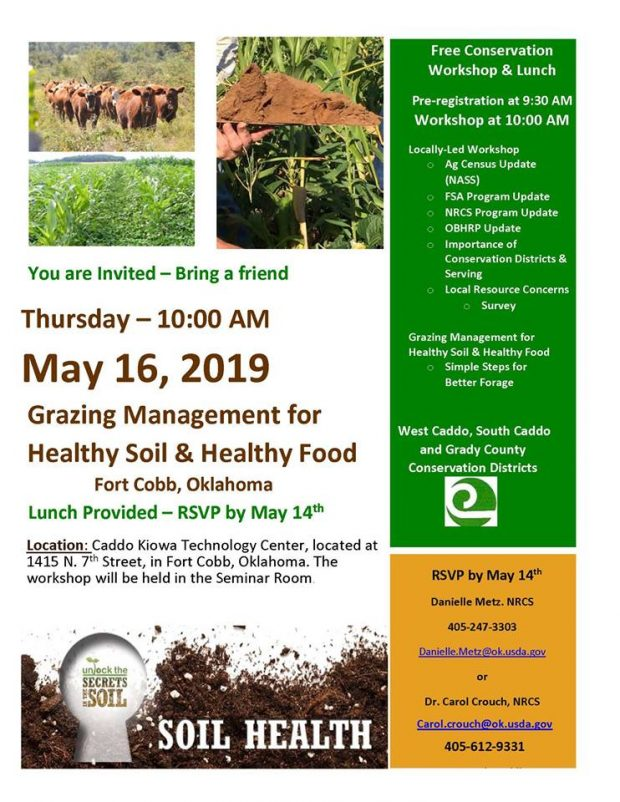 Grazing Management for Healthy Soil and Healthy Food