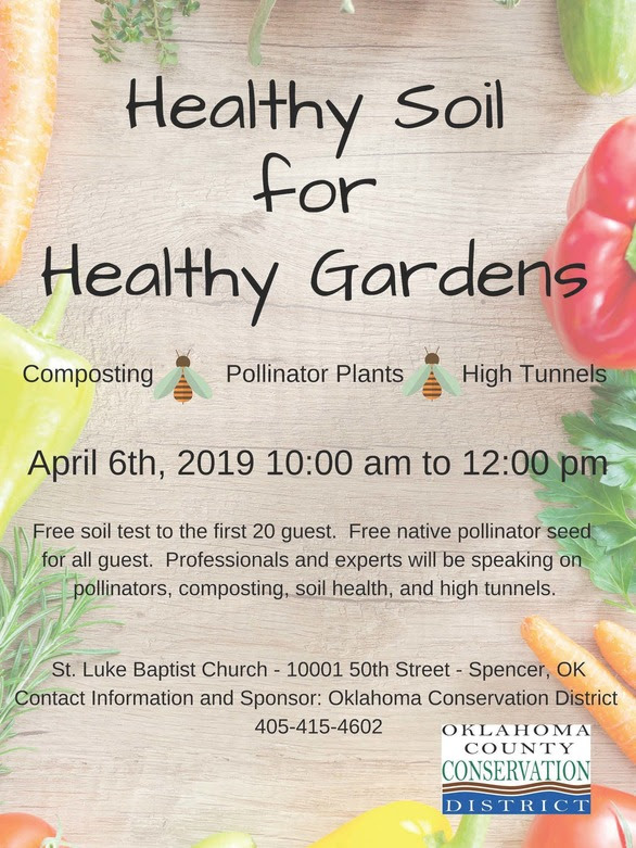 Healthy Soil for Healthy Gardens