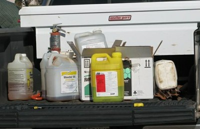 Unwanted Pesticide Disposal