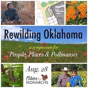 Rewilding Oklahoma: A People, Places, & Pollinators Symposium @ Oklahoma City (Oklahoma City Zoo)