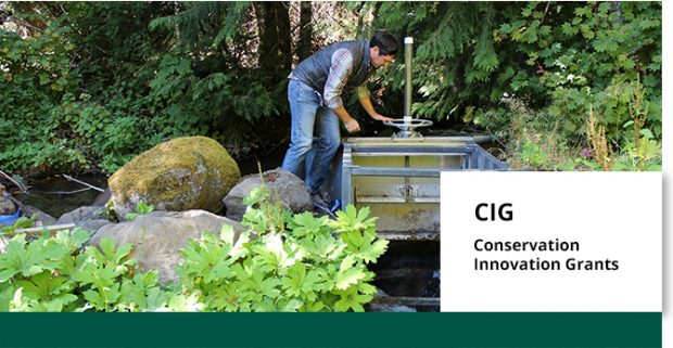 Webinar: Conservation Innovation Grants (Classic)