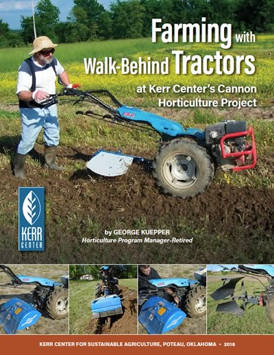 Farming with Walk-Behind Tractors