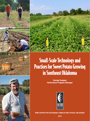Small-Scale Technology and Practices for Sweet Potato Growing in Southeast Oklahoma