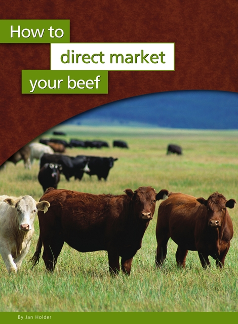 How to Direct Market Your Beef