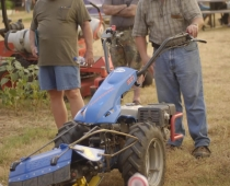 If multiple passes through a field are made, it is possible to use this tool to build up the soil into a raised bed.  Normally this is used to create narrow beds for tomatoes, but it has been used to create beds up to 15 feet wide for winter cover crop plantings.