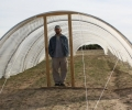 Plan Now for a Hoop House