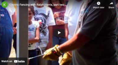 electric fencing ralph harris 2