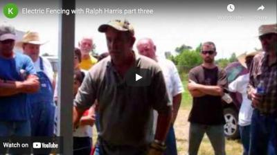 electric fencing ralph harris 3