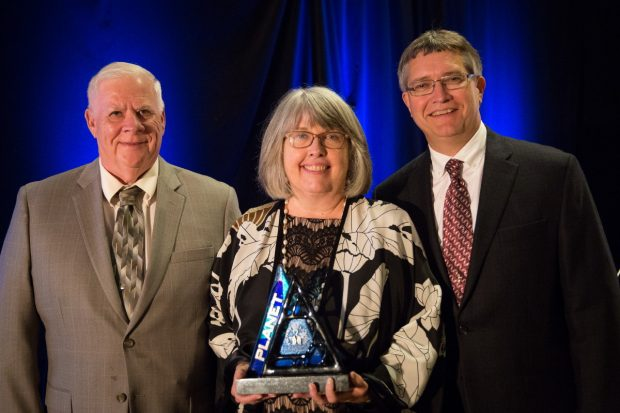 Pollinator Program Wins Stewardship Award