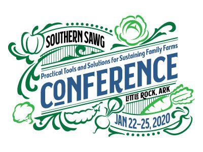 Southern SAWG 2020 Conference @ Little Rock, AR