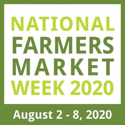 National Farmers Market Week 2020