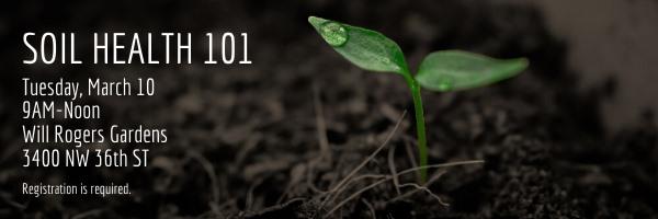 Soil Health 101