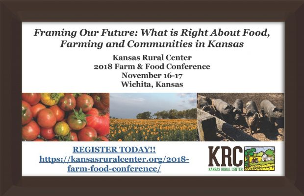 Kansas Rural Center Farm and Food Conference