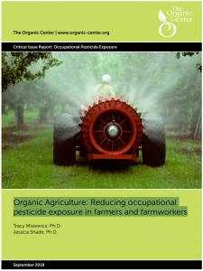 Report: Reducing Pesticide Exposure