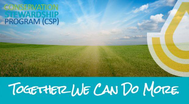 Conservation Stewardship Program Signup Deadline